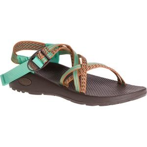 CHACO Women's ZX/1 Classic Sandals, Adobe Clan